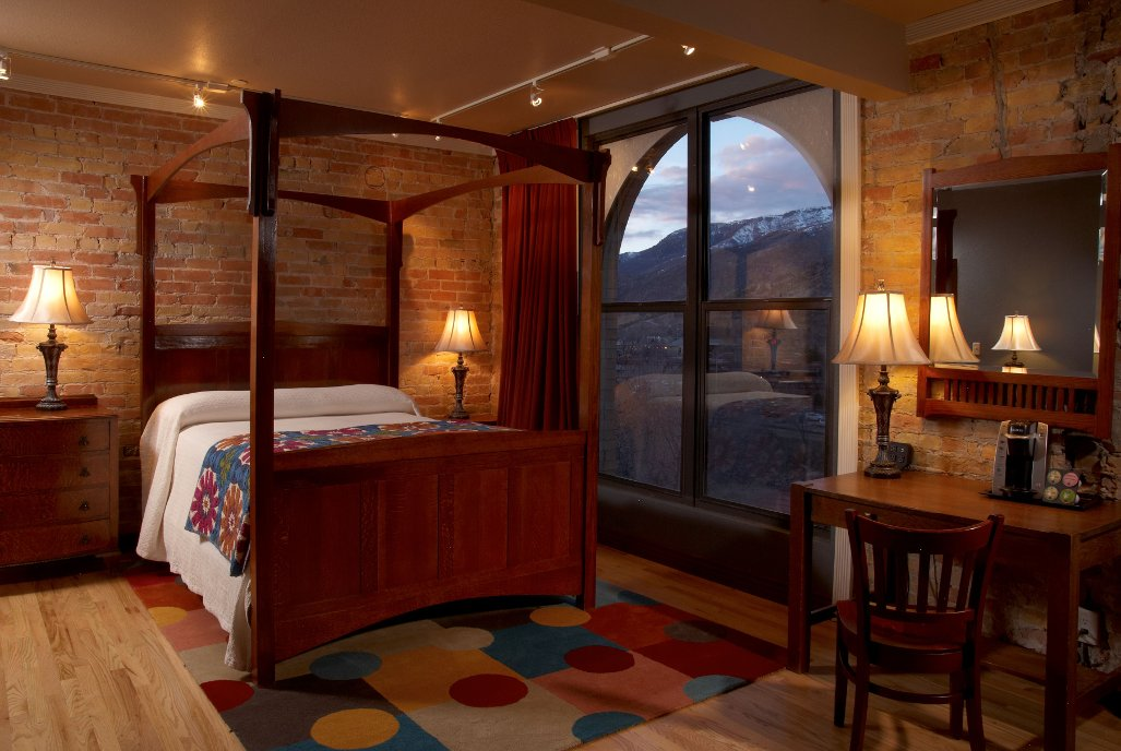Hotel Denver Historic Hotel Glenwood Springs Co Lodging