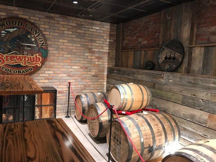 Barrel Room - Glenwood Canyon Brewpub | Glenwood Springs, CO